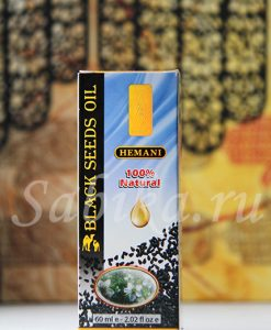 HEMANI Black Seed Oil - Масло черного тмина