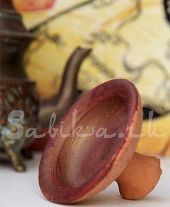 Берберская губная помада - Aker Fassi, красно-коричневая.