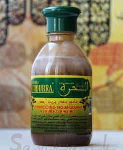 Шампунь с аргановым маслом - ALHOURRA