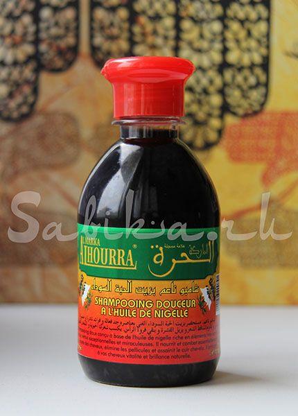 shampun-tminНатуральный шампунь с маслом черного тмина — AL HOURRA