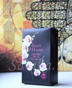 Туалетное мыло - Tesori d`Oriente Orchidea della Cina