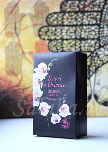 Туалетное мыло — Tesori d`Oriente Orchidea della Cina