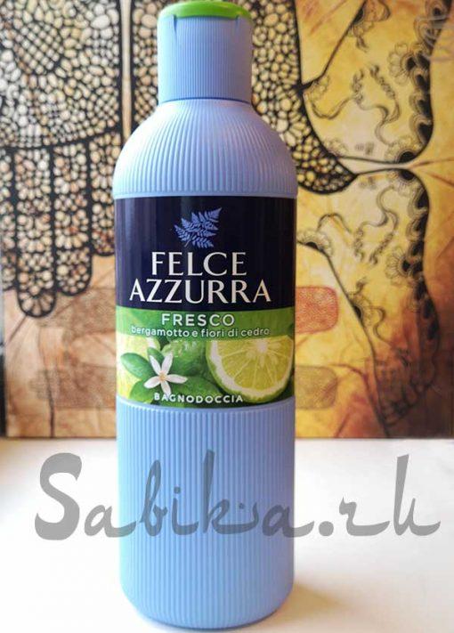 Felce Azzurra Bagnodoccia (Fresco) — Гель для душа